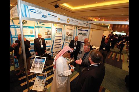 Promotional booth sucess in Dubai, December 2011.